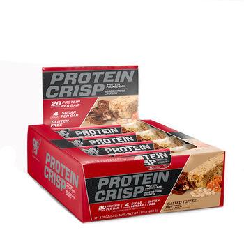 SYNTHA-6® Protein Crisp - Salted Toffee PretzelSalted Toffee Pretzel | GNC