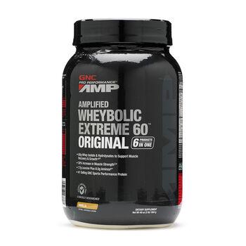 Amplified Wheybolic Extreme 60™ Original - VanillaVanilla | GNC