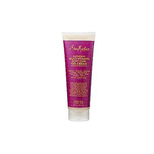 Superfruit Multi-Vitamin Soft Curl Gel-Cream with Marula Oil & Biotin | GNC