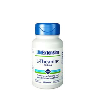 L-Theanine 100 mg | GNC