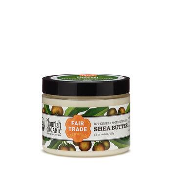 Organic Raw Shea Butter Intensive Moisturizer | GNC