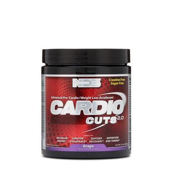 Cardio Cuts® 2.0 - GrapeGrape | GNC