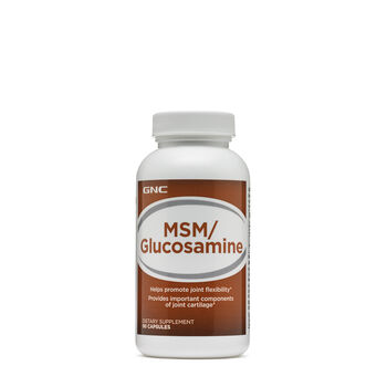 MSM-Glucosamine | GNC