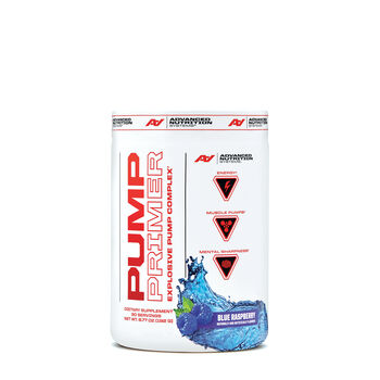 Pump Primer - Blue Raspberry | GNC