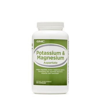 Potassium & Magnesium Aspartate | GNC