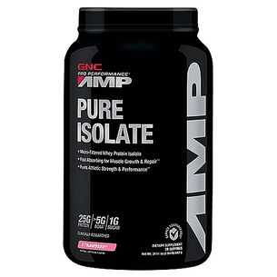 Pure Isolate - StrawberryStrawberry | GNC