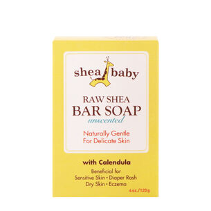 Raw Shea Bar Soap Unscented | GNC