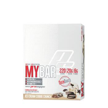 MYBAR™ - Ice Cream Cookie Crunch BoxIce Cream Cookie Crunch | GNC