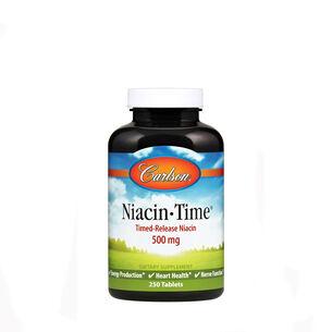 Niacin-Time® 500 mg | GNC
