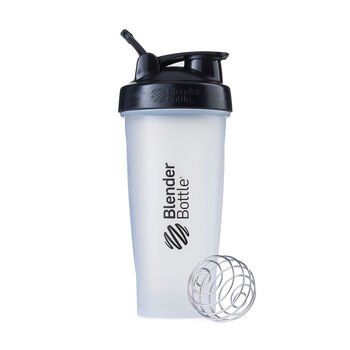 Classic™ - Clear Bottle Black Lid | GNC