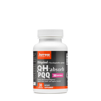 QH-absorb® + PQQ™ | GNC