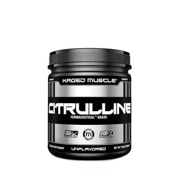 Citrulline - Unflavored | GNC