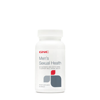 Men's Sexual Health | GNC
