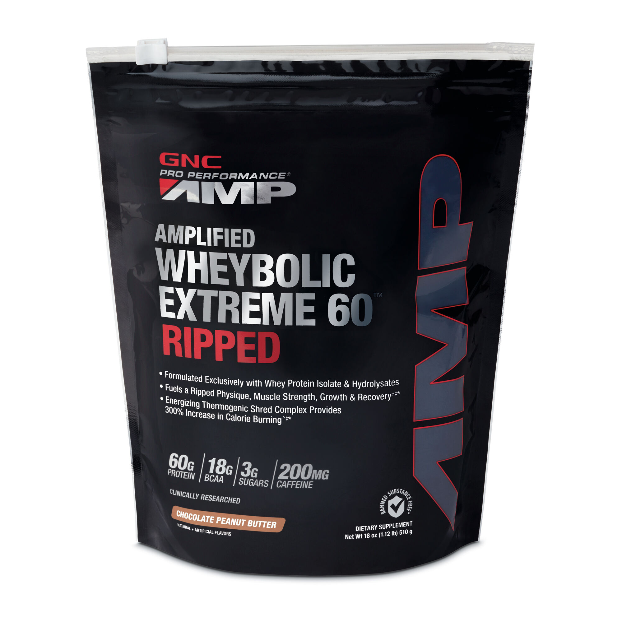 Fat loss muscle gain supplement