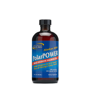 PolarPOWER Wild Sockeye Salmon Oil | GNC