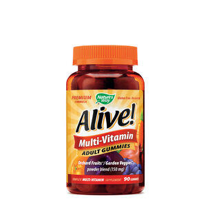 Alive!® Multi-Vitamin Adult Gummies | GNC