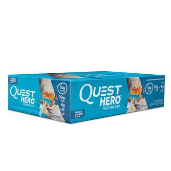 Quest Hero™ Protein Bar - Vanilla CaramelVanilla Caramel | GNC