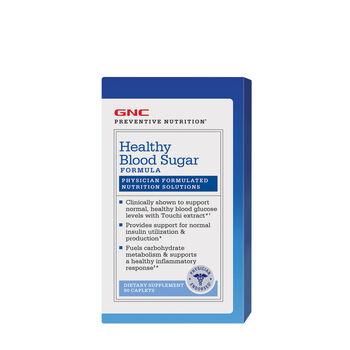 Healthy Blood Sugar Formula | GNC