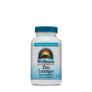 Wellness Zinc Lozenges | GNC