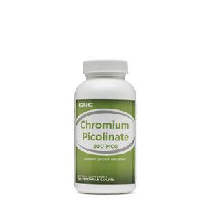 Chromium Picolinate 200 MCG | GNC