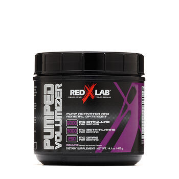 Pumped Volumizer - GrapeGrape | GNC