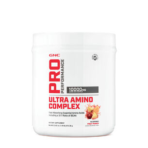 Ultra Amino Complex - Fruit Punch | GNC