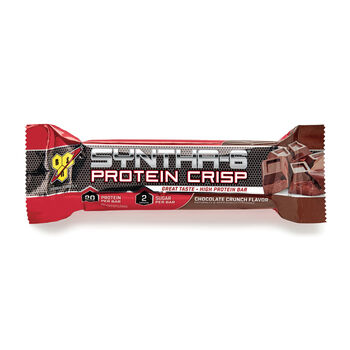 SYNTHA-6® Protein Crisp - Chocolate CrunchChocolate Crunch   GNC
