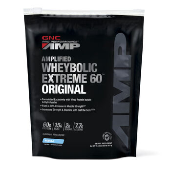 Amplified Wheybolic Extreme 60™ Original - Vanilla | GNC