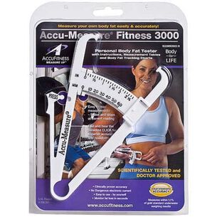 ACCU-MEASURE® FITNESS 3000 Personal Body Fat Tester | GNC