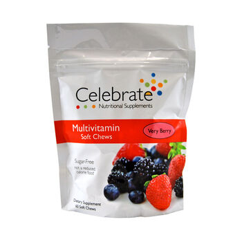 Multivitamin Soft Chews - Very BerryVery Berry | GNC