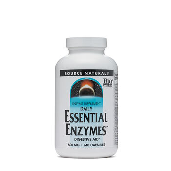 Daily Essential Enzymes ™   GNC