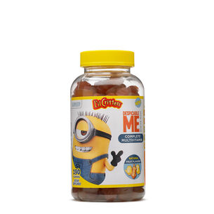 Despicable Me Complete Multivitamin - Strawberry-Banana & Orange | GNC