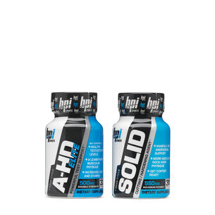 A-HD ELITE™ + SOLID™ | GNC