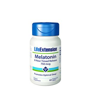 Melatonin Timed Release 750 mcg | GNC