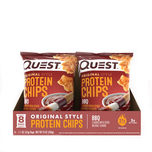 Protein Chips - BBQ | GNC
