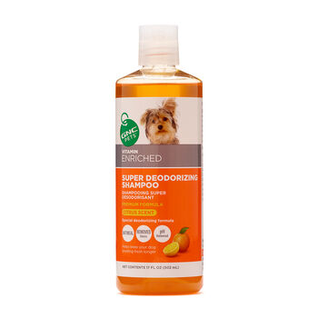 Super Deodorizing Shampoo - Refreshing Citrus Scent | GNC