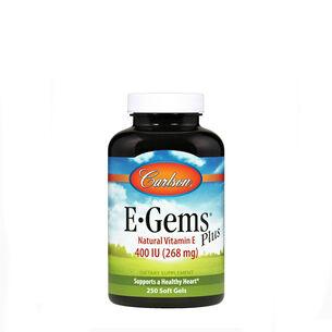 E-Gems® Plus Natural Vitamin E - 400 IU | GNC