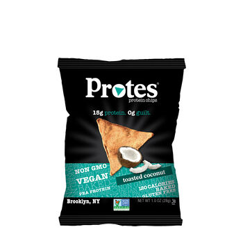 Toasted Coconut Protes™ Protein ChipsToasted Coconut | GNC