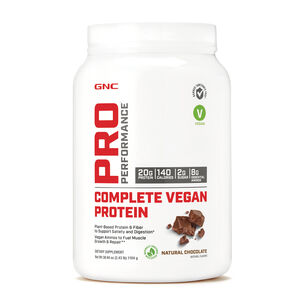 Complete Vegan Protein - Natural ChocolateNatural Chocolate | GNC
