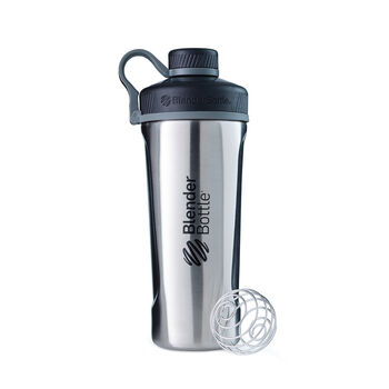 BlenderBottle® Radian™ - Insulated Stainless Steel - Natural Black | GNC