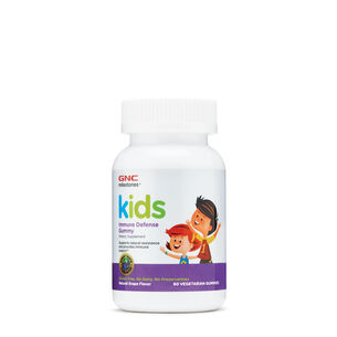 GNC milestones™ Kids Immune Defense Gummy - Grape