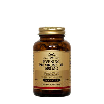 Evening Primrose Oil 500 MG | GNC