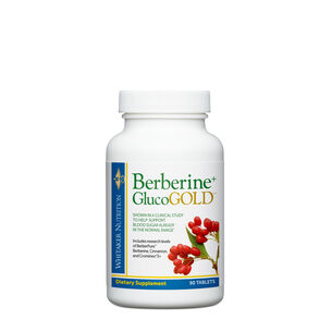 GNC Healthy Directions Berberine+ GlucoGOLD™