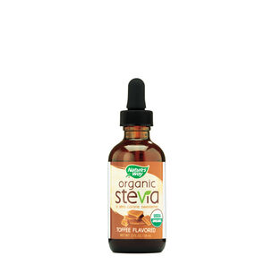 Stevia - Organic ToffeeOrganic Toffee | GNC