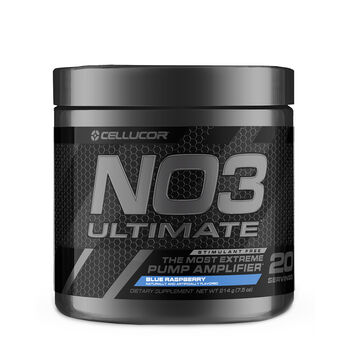 NO3 Ultimate - Blue RaspberryBlue Raspberry | GNC