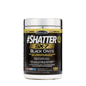 #Shatter™ SX-7™ Black Onyx™ - Ice Rocket Freeze | GNC