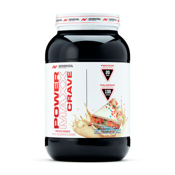 PowerMaxx Crave - Vanilla Birthday CakeVanilla Birthday Cake | GNC