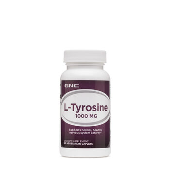 L-Tyrosine 1000 MG | GNC