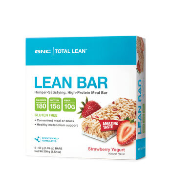 Lean Bar - Strawberry YogurtStrawberry Yogurt | GNC