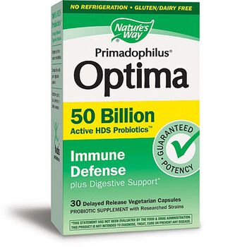 Primadophilus® Optima  - Immune Defense 50 Billion | GNC